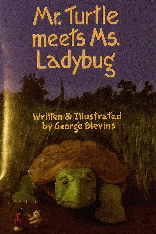 Mr. Turtle meets Ms. Ladybug