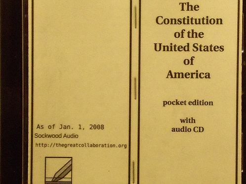 The U.S. Constitution audio CD