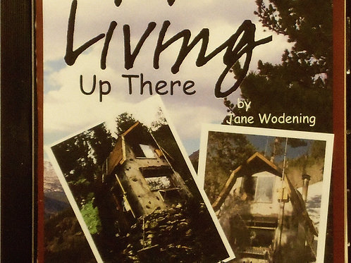 Living Up There audio CD