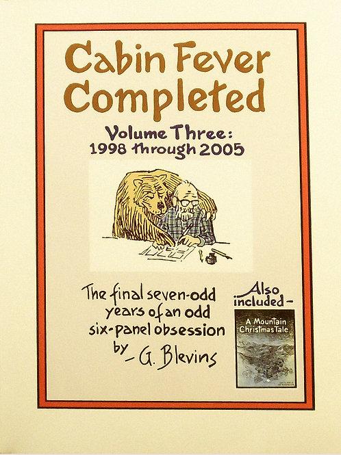 Cabin Fever Complete Volume 3