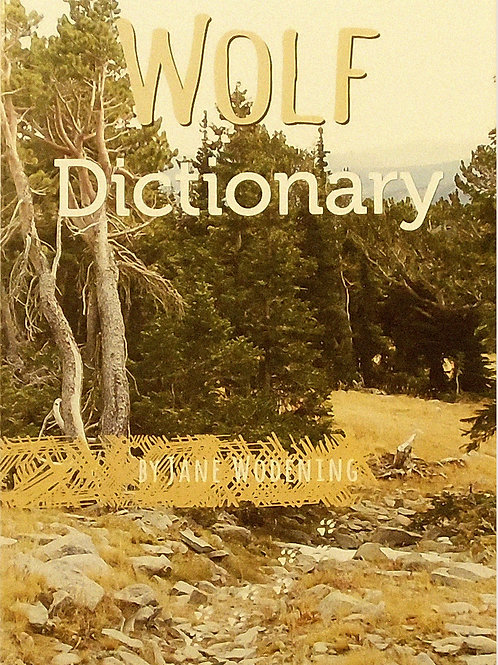 Wolf Dictionary in EPUB format