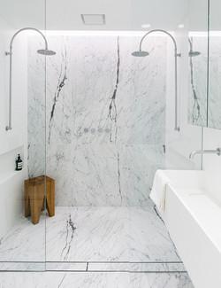 Salle-de-bain marbre