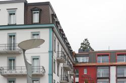 Hotel du Nord, Interlaken, Renovation by