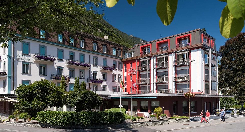 Hotel Du Nord Interlaken _ Anbau Neubau