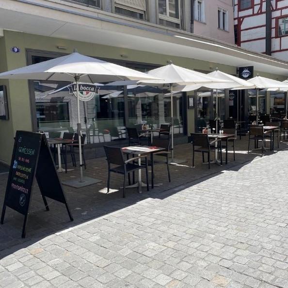 Restaurant La Bocca City, St.Gallen