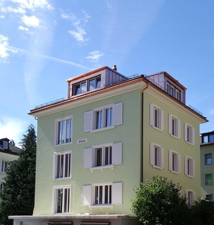 Haus Edith, Energetische Sanierung Umbau