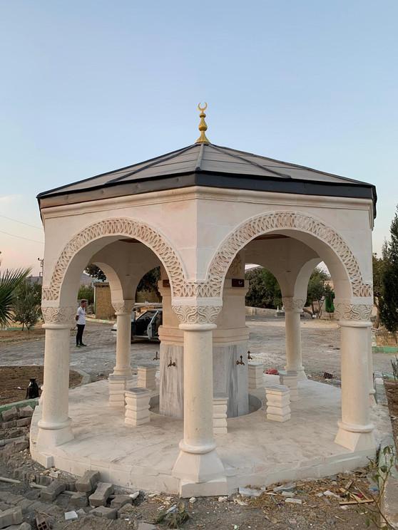 Brunnen in der Türkei by BAB Architekten AG