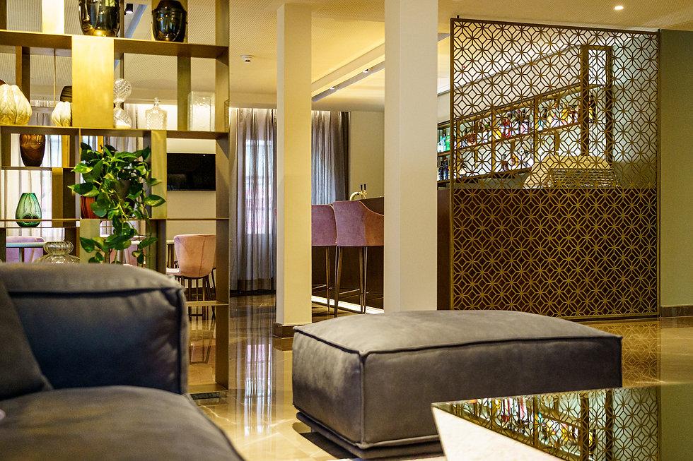 Umbau Lobby Hotel du Nord