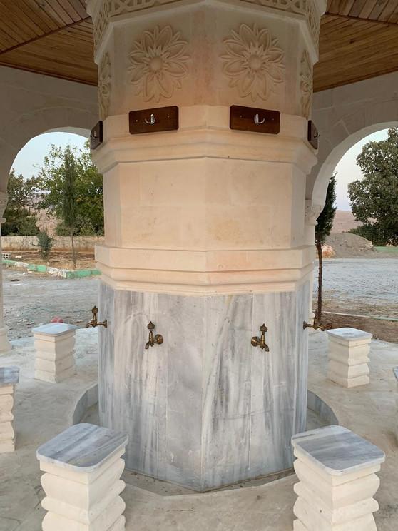 Brunnen von Rohat Tatli