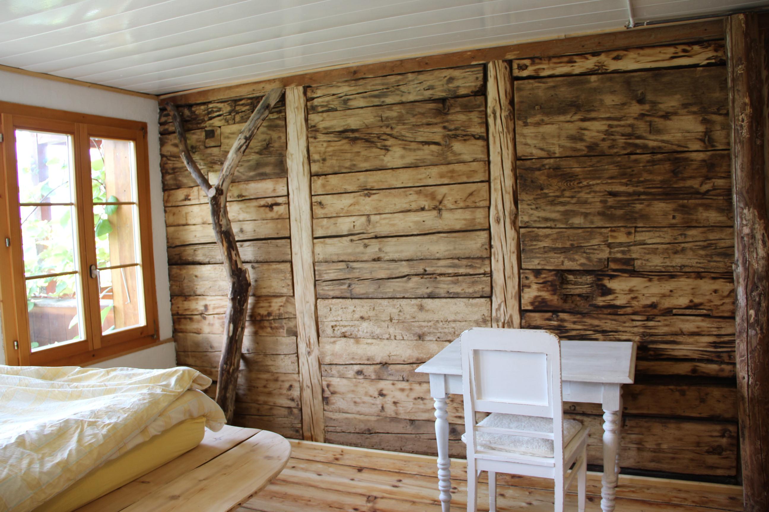 Holz Restauration