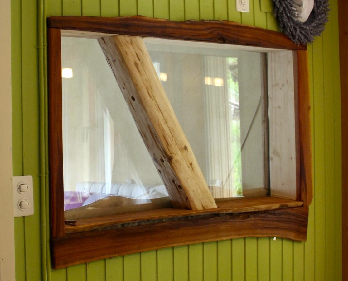 Guckfenster Einbau