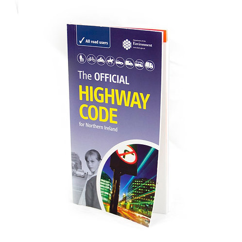 Highway Code for Northern Ireland