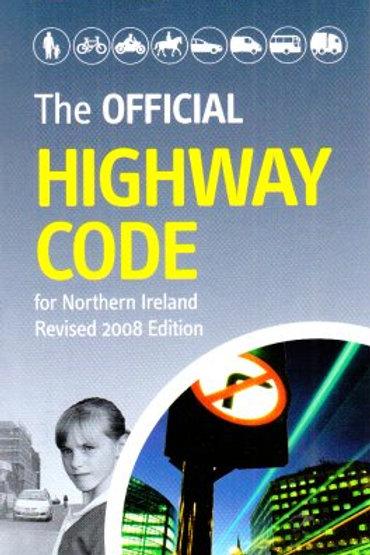 Highway Code for Northern Ireland