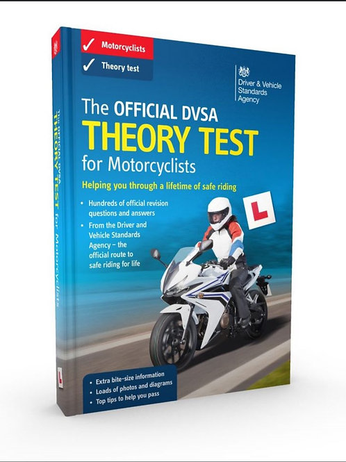 The Official DVSA Guide to Learning to Ride