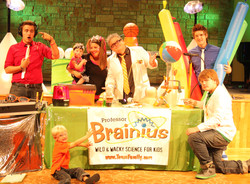 The Professor Brainius Show