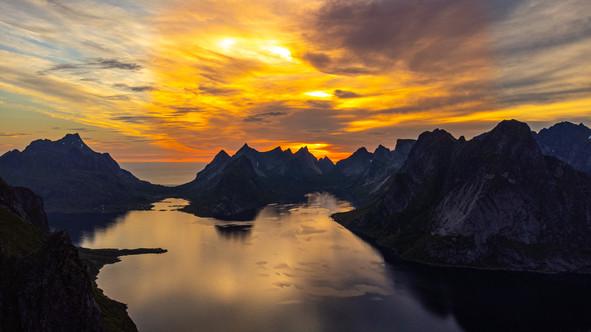 Norge fra luften