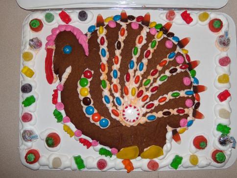 Flat Turkey