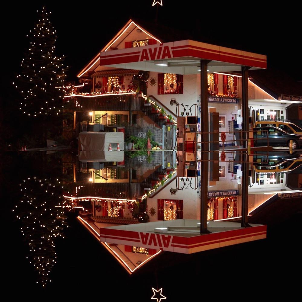 Frohe Weihnachten Garage A. Zwicky AG