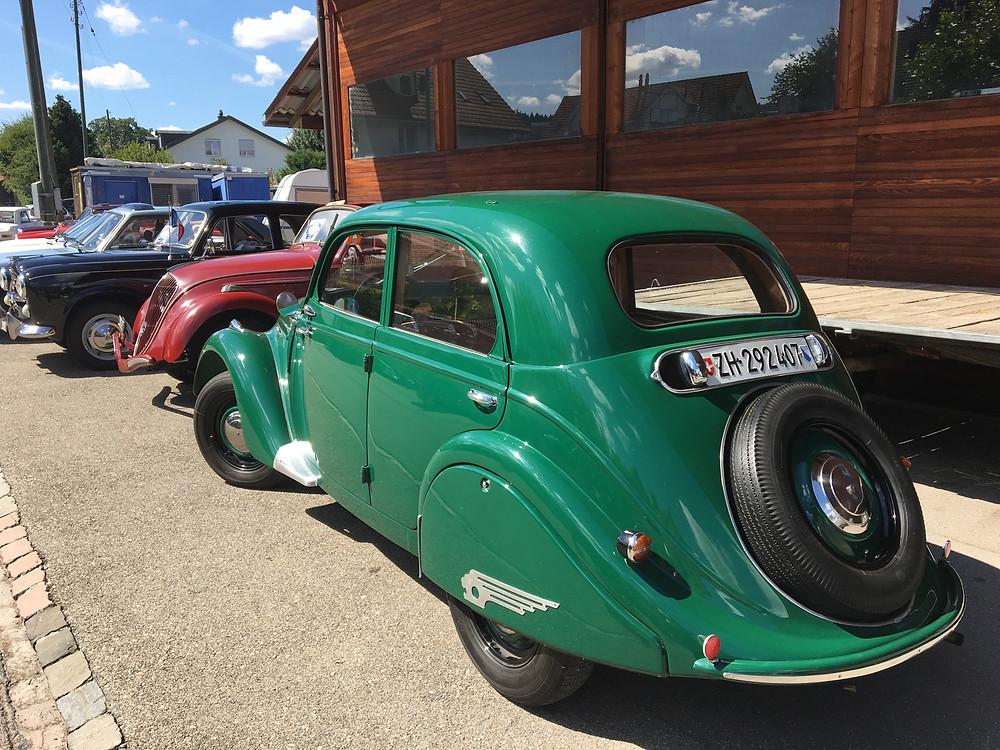 Oldtimer Peugeot 202