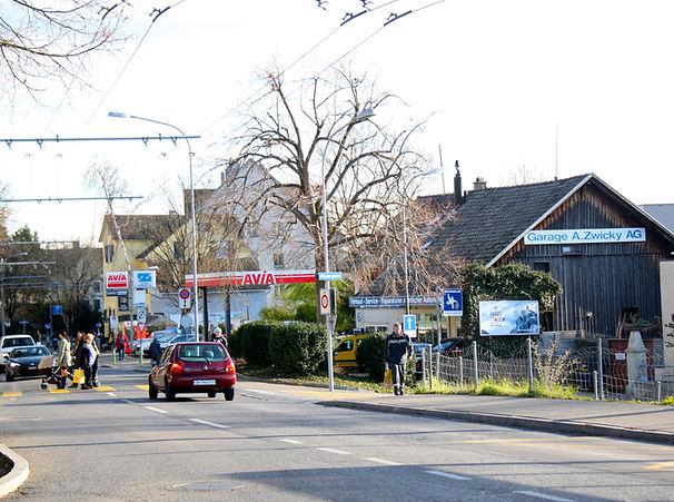 Abbidung Garage A. Zwicky AG auf der Regensdorferstrasse