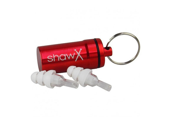 Shaw ER20 Ear Plugs with Carry Case