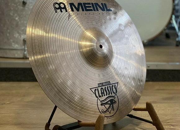"Meinl Classics 20"" Medium Ride Cymbal #379"