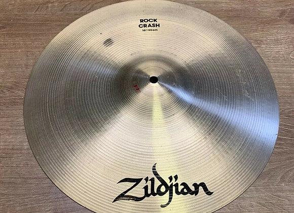 """Avedis Zildjian 16"""" Rock Crash Cymbal #298"""