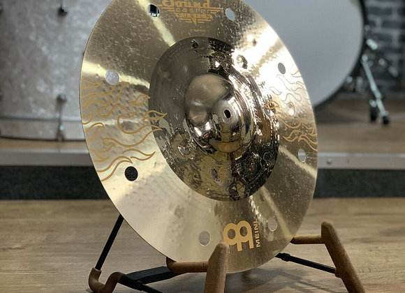 "Meinl Soundcaster Fusion 18"" Trash Crash Cymbal Ozone Type #406"