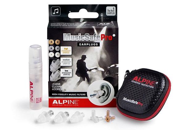 Alpine MusicSafe Pro 2019 Earplugs, Transparent