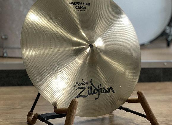 "Zildjian A 16 Avedis 16"" Medium Thin Crash Cymbal #392"