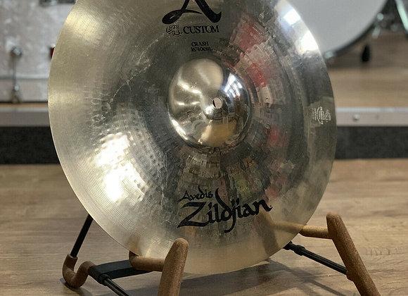 Zildjian A Custom 16'' Crash #413