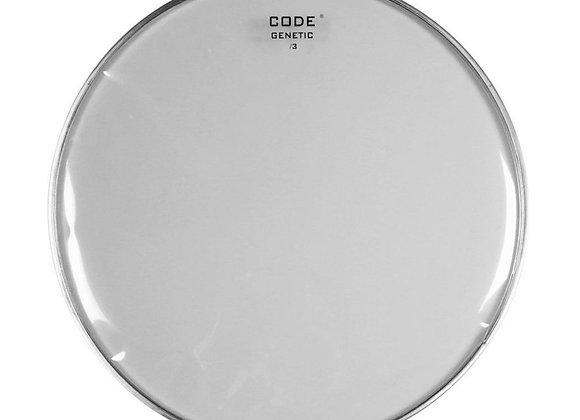 """CODE Genetic 3 14"""" Snare Side Drum Head"""