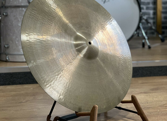 "Rare Upfip Ritmo Vintage 22"" Ride Cymbal #405"