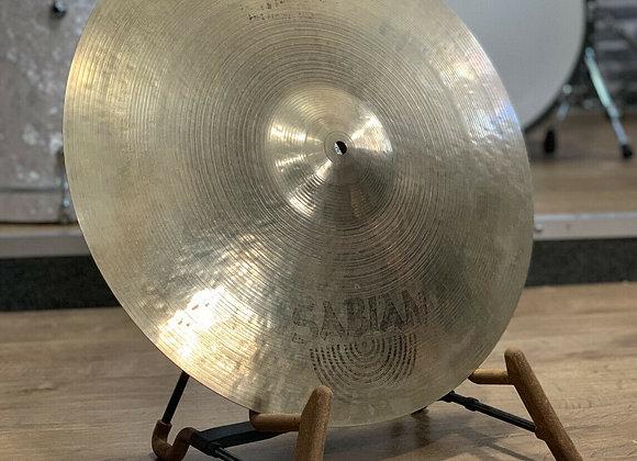 "Sabian Hand Hammered 20"" Ride Cymbal #413"