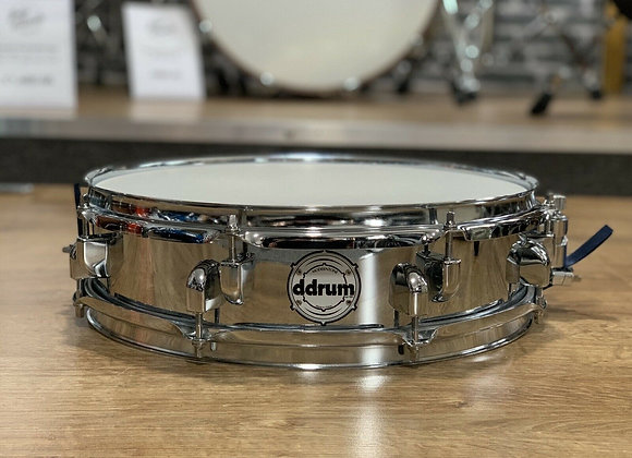 "DDrum 14"" Modern Tone Piccolo Snare Drum Metal Shell #380"