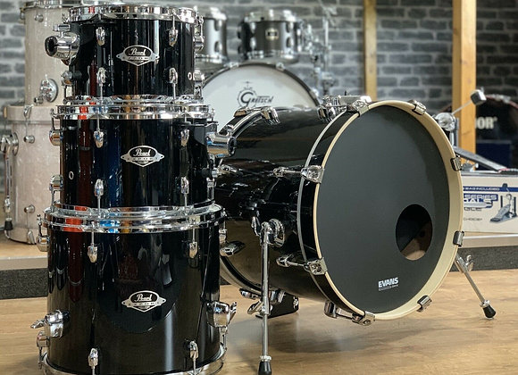 """Pearl Export 18"""" Compact Drum Kit Shell Pack Bop Kit #393"""