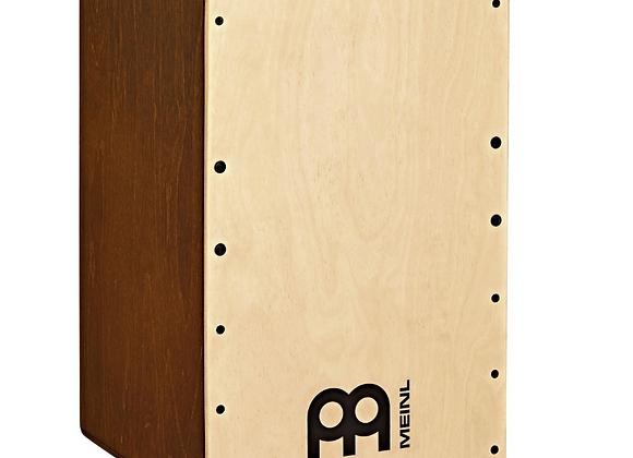 Meinl Snarecraft Cajon Almond Birch - Natural Frontplate