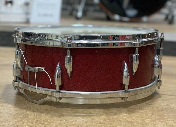 """Vintage Ajax 14"""" x 5 """" Snare Drum #428"""