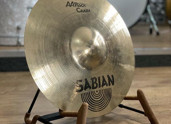 Sabian 16 AA Rock Crash Cymbal #405