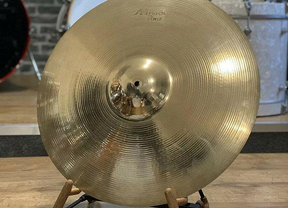 "Sabian 21"" AA Rock Ride Cymbal #349"
