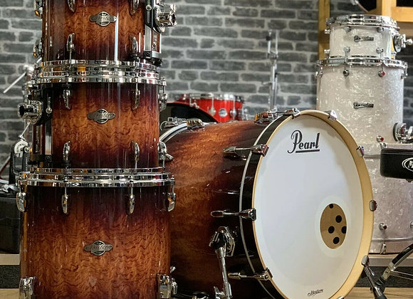 Pearl Masters SST birch Shell Pack Drum Kit  #342
