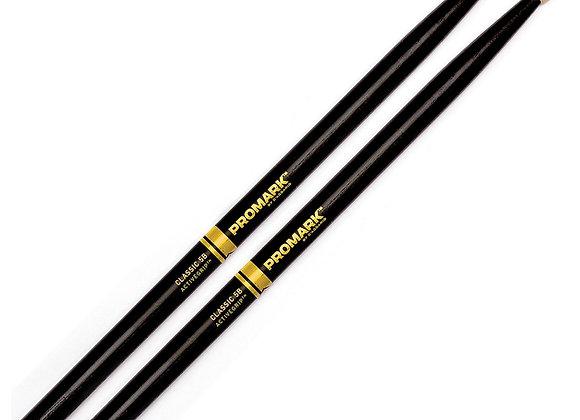 ProMark Classic 5B ActiveGrip Drum Sticks