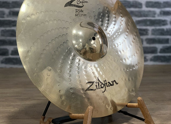 "Zildjian 20"" Z Custom Ride Cymbal #410"