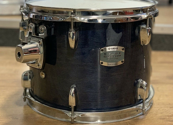 "Yamaha Stage Custom 12x9"" Rack Tom Drum #424"