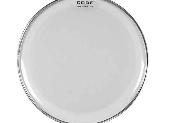 "CODE Generator Clear 16"" Drum Head"