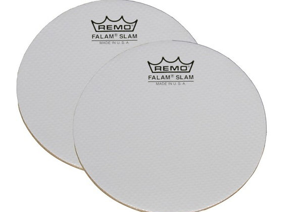Remo 4'' Falam Slam Pad for Bass Drum Head