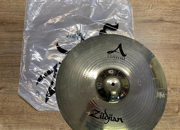 """Zildjian A Custom 18"""" Crash Cymbal #303"""