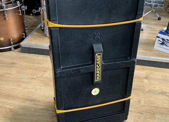 "Hardcase HN36 36"" Drum Hardware Case #392"