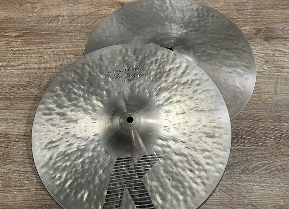 "Zildjian K Custom Dark Hi-Hats 14"" #397"