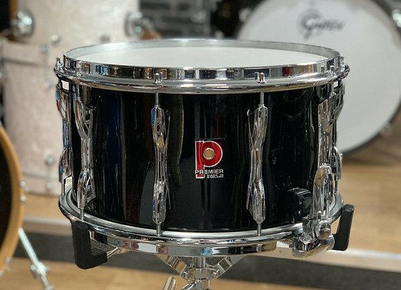 "Premier 2005 14x8"" Black Snare Drum #401"